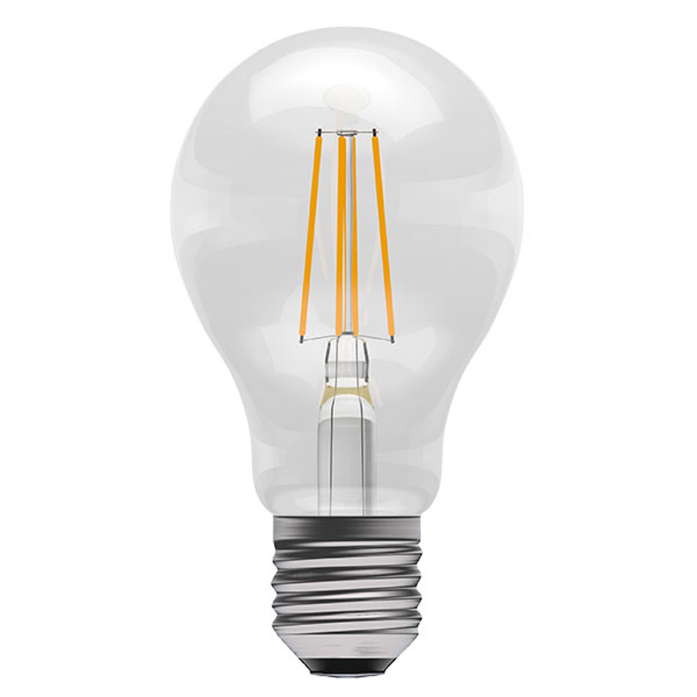 4W LED Filament Clear GLS ES 2700K
