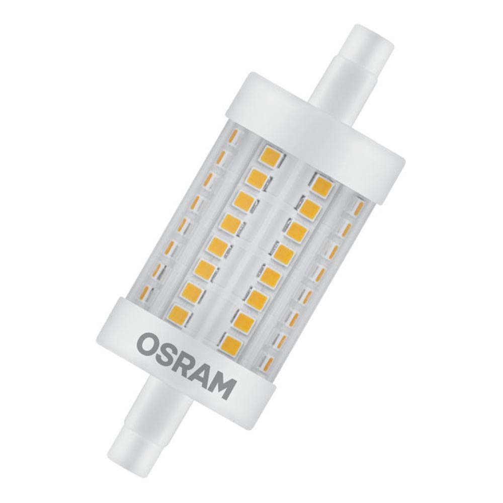 Osram LED R7s 8W Very Warm White 78mm Dimmable