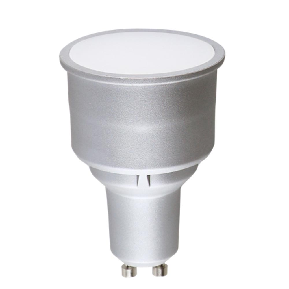 Bell LED GU10 5W Warm White 100 Degrees Long Neck